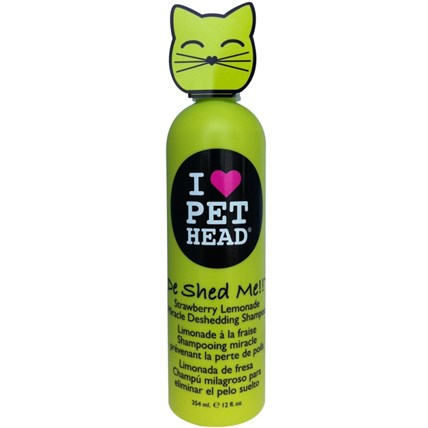 PET HEAD CAT DE SHED ME MIRACLE SHAMPOO