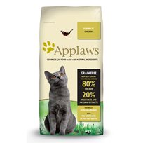 Kattfoder Applaws katt Adult Chicken Senior 2KG