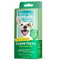 Fresh Breath Clean Teeth Gel För hund 118ml