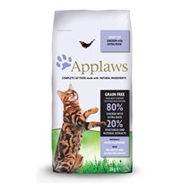 Kattfoder Applaws Adult Chicken&Duck 2KG