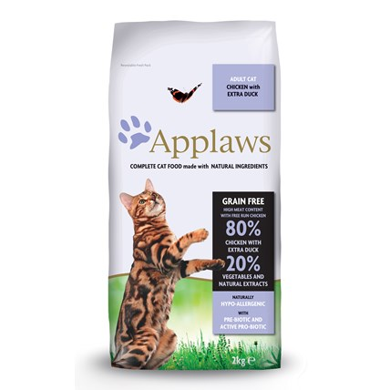 Kattfoder Applaws Adult Chicken&Duck
