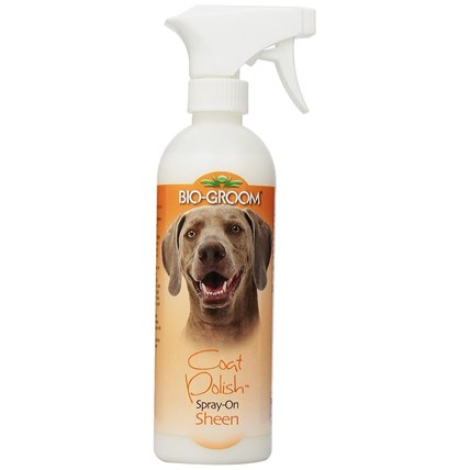 Bio Groom Coat Polish sheen