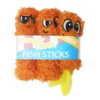 ATTLEKSAK PETSTAGES FISH STICKS 3 PACK