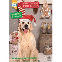 Adventskalender Hund GoodBoy