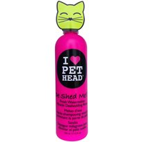 PET HEAD CAT DE SHED ME MIRACLE RINSE